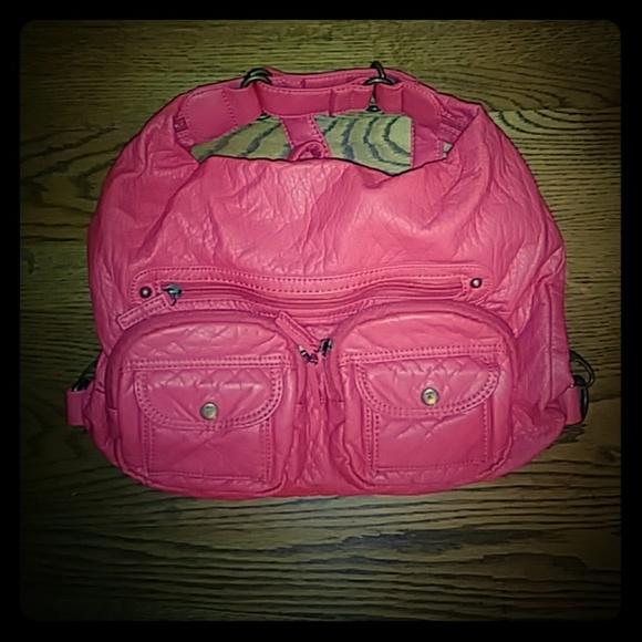 5334cbe9712 Ampere Creations Handbags - Ampere Convertible Backpack Crossbody Purse